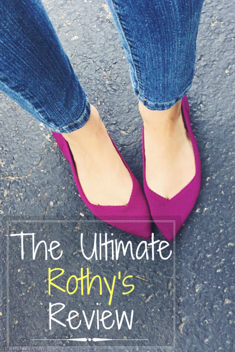 The Ultimate Rothy's Review – Clever Title